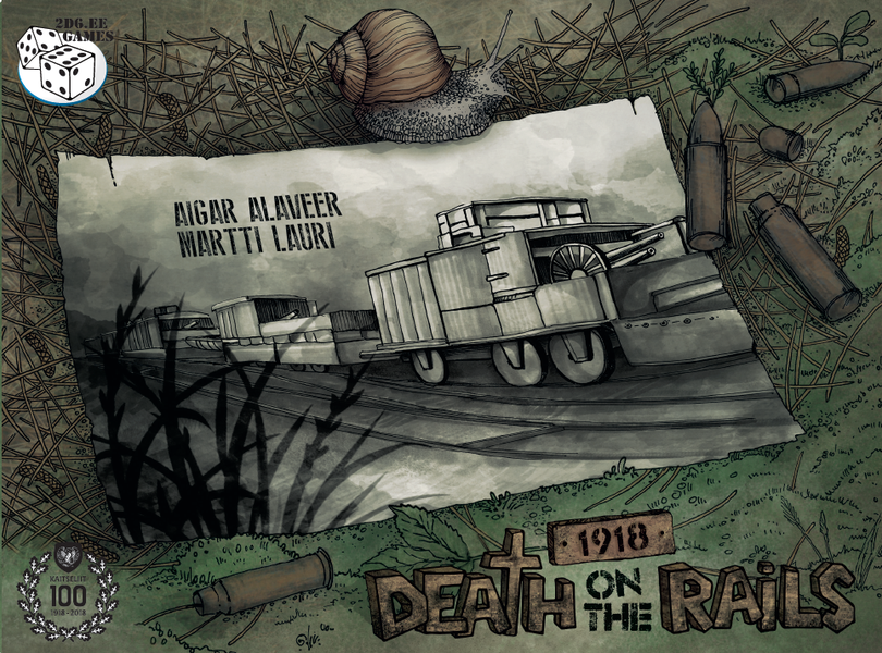 1918: Surm rööbastel