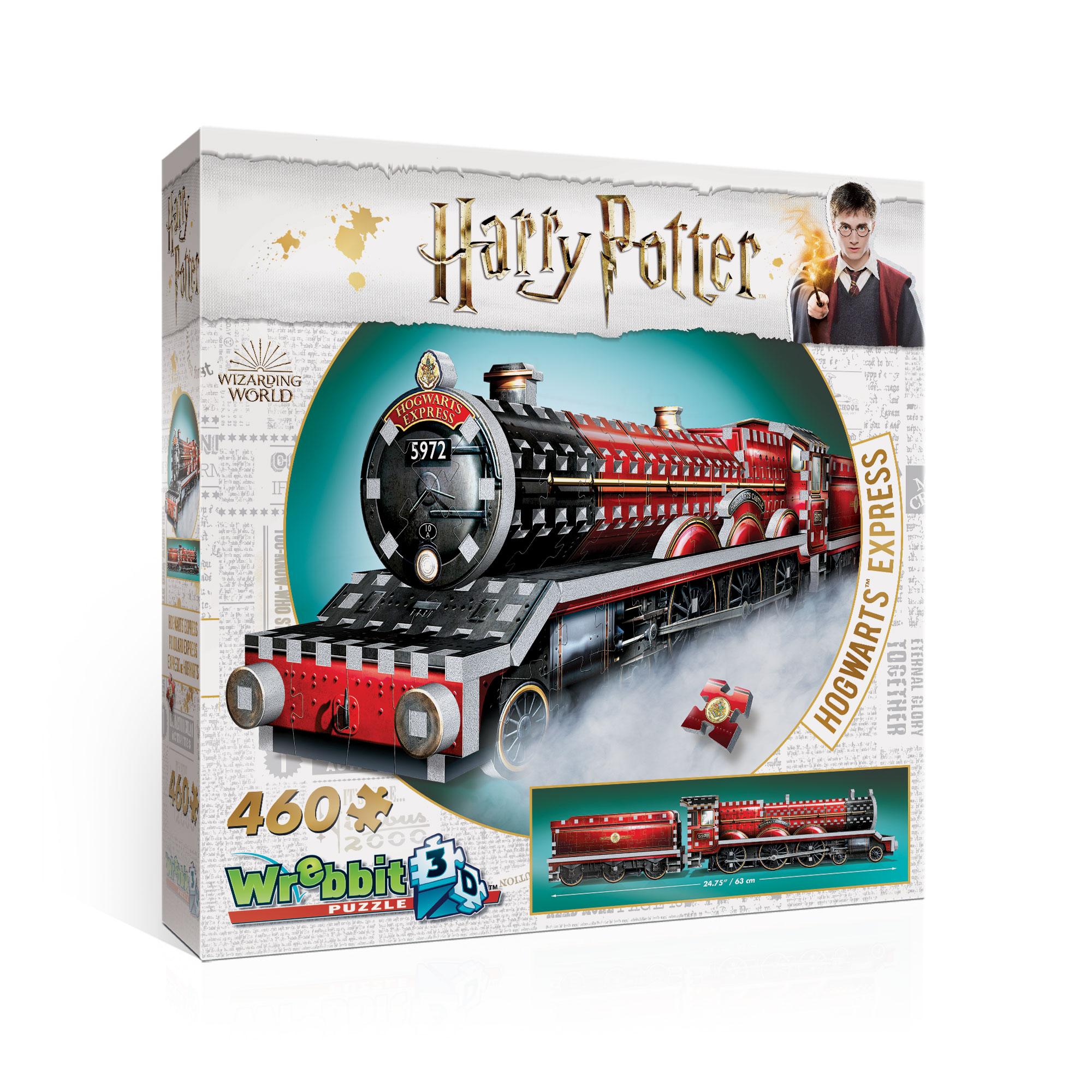 "3D Pusle ""Hogwarts Express"""