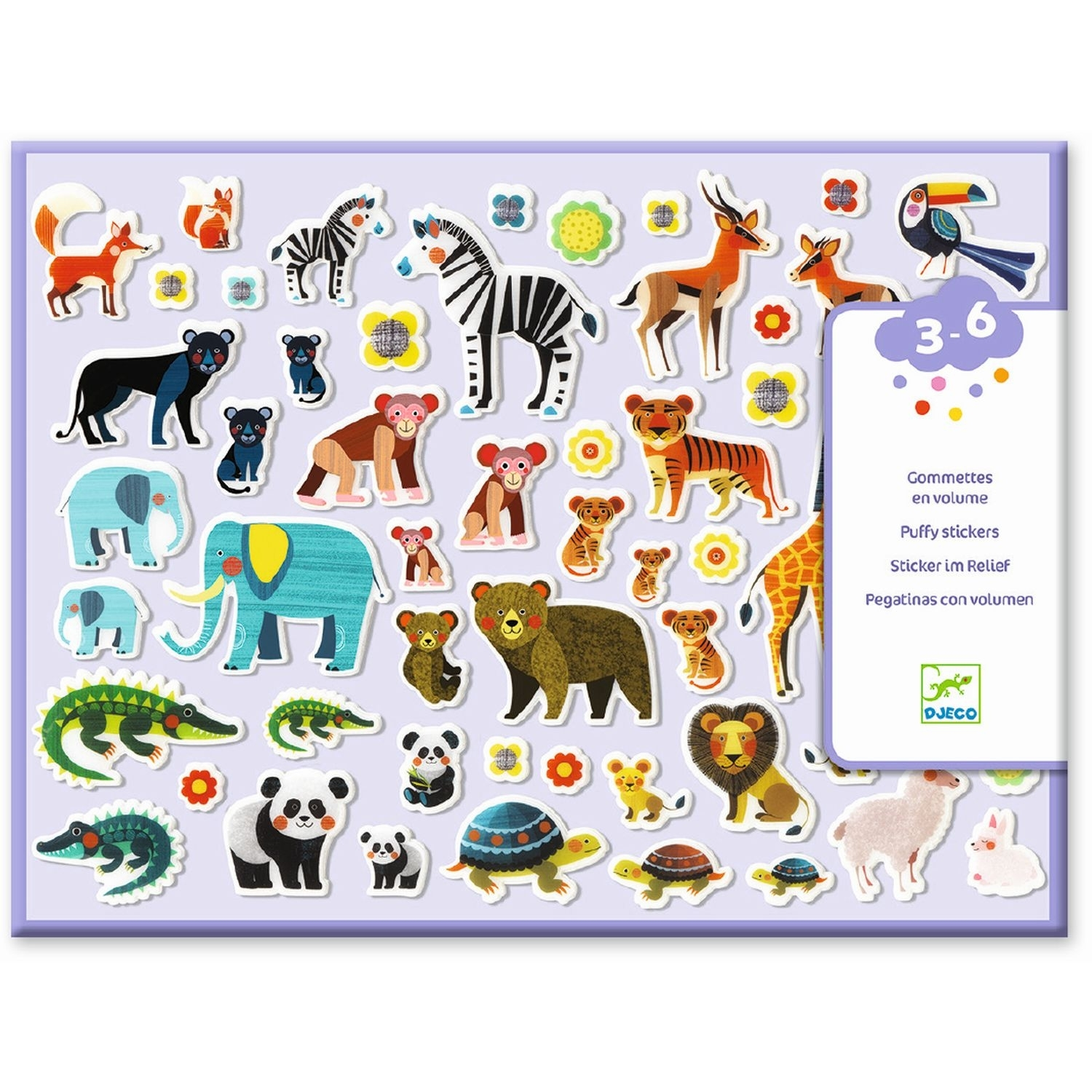 Small gift for little ones - Stickers -