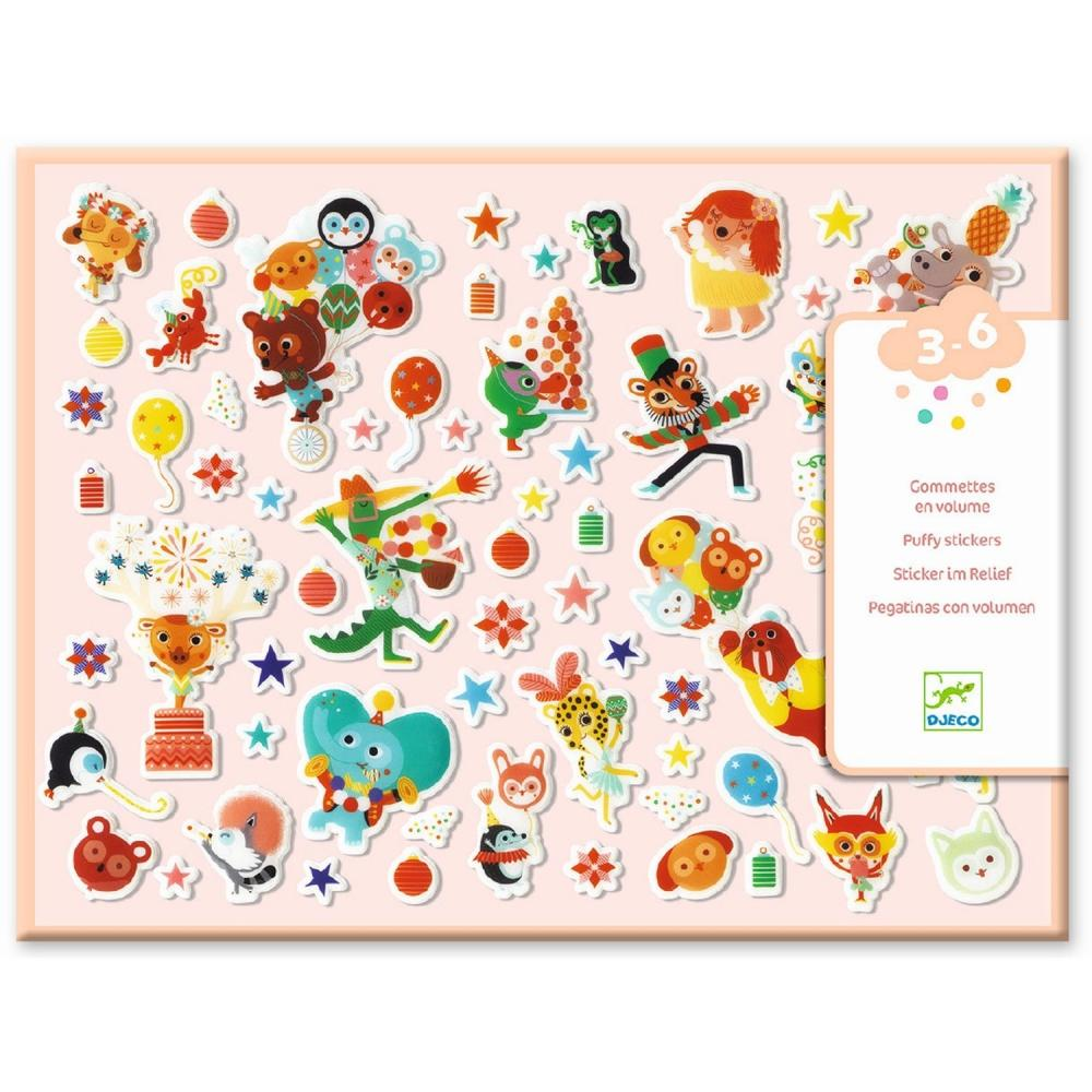 Small gift for little ones - Stickers - The