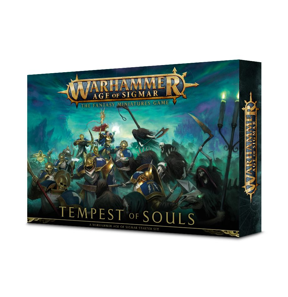 AGE OF SIGMAR: TEMPEST OF SOULS