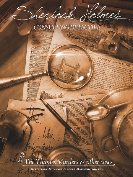Sherlock Holmes CD Thames Murders & Othe