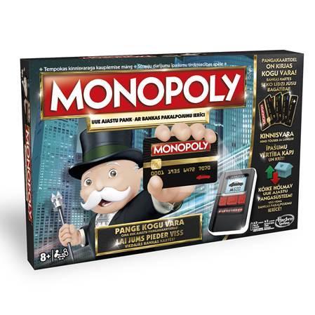 Monopoly elektrooniline