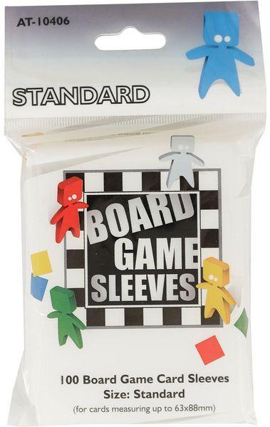 Arcane Tinmen kaitsekiled Standard (Sleeves Standard)