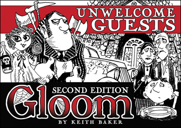 Gloom 2nd Ed. Unwelcome Guests