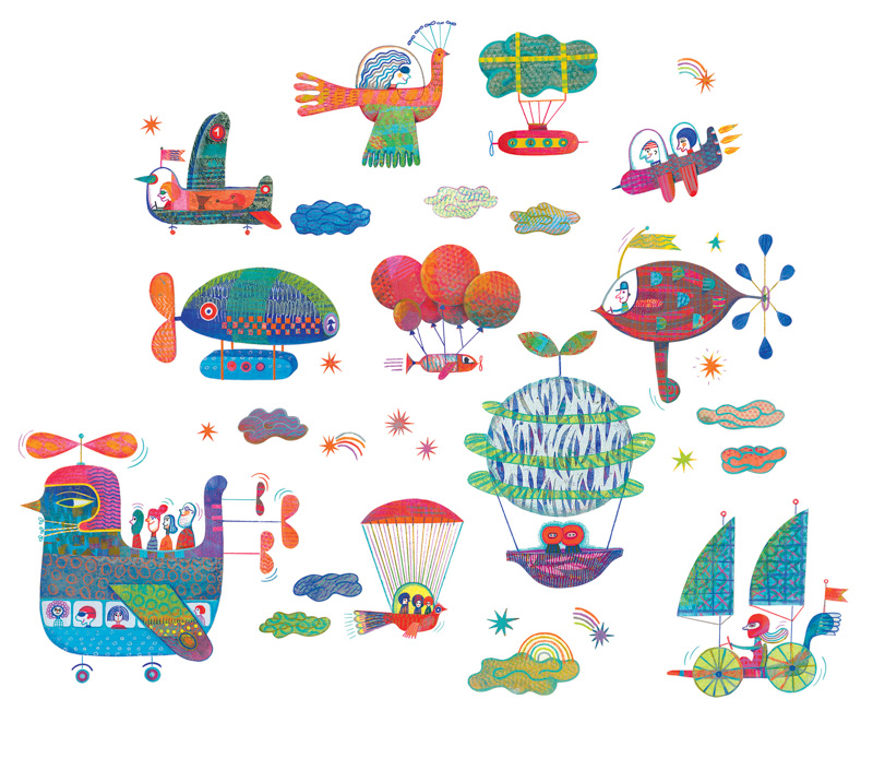 Windows stickers - Space vehicles