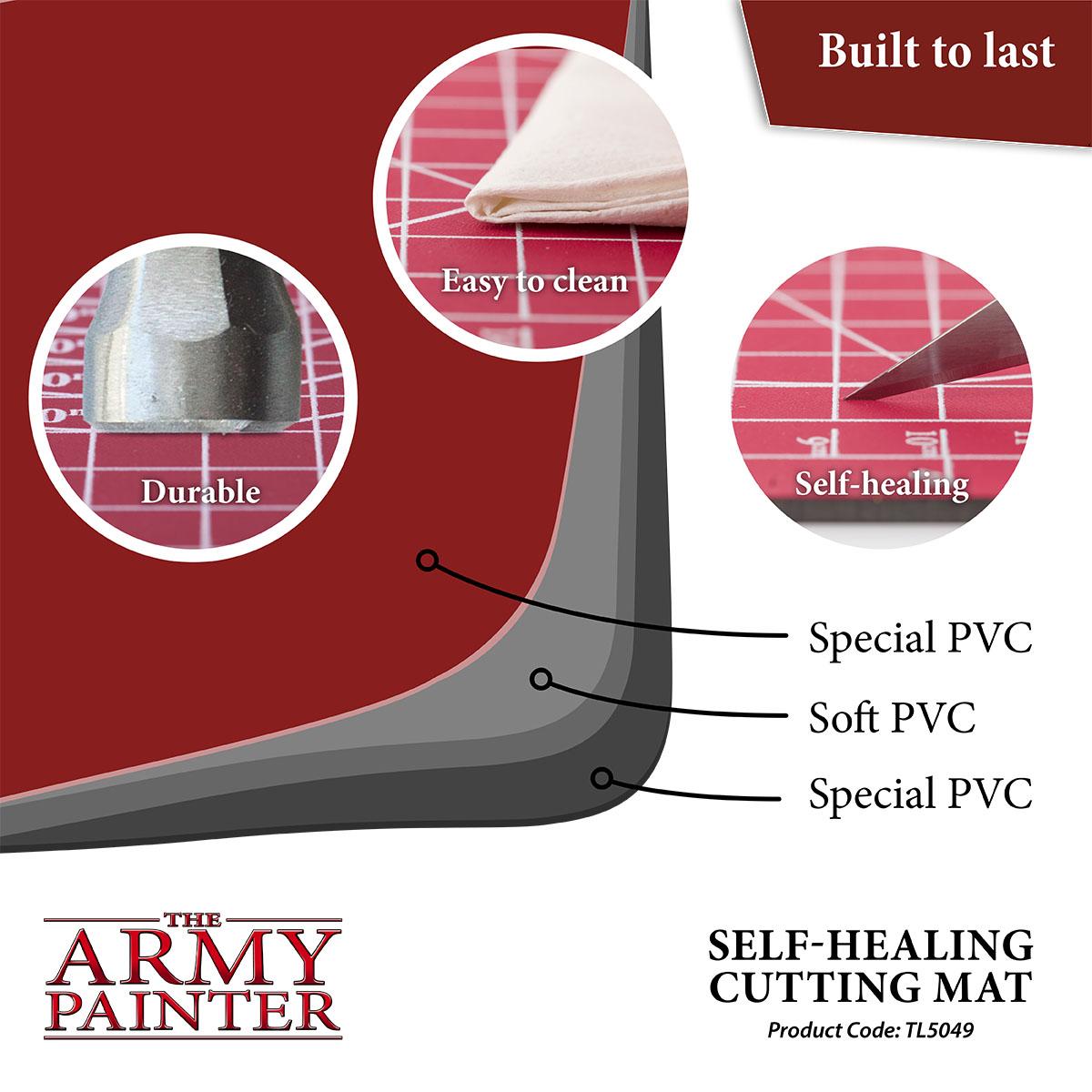 Army Painter Lõikematt - Self-healing Cutting mat
