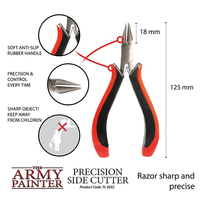 Army Painter Lõiketangid - Precision Side Cutter