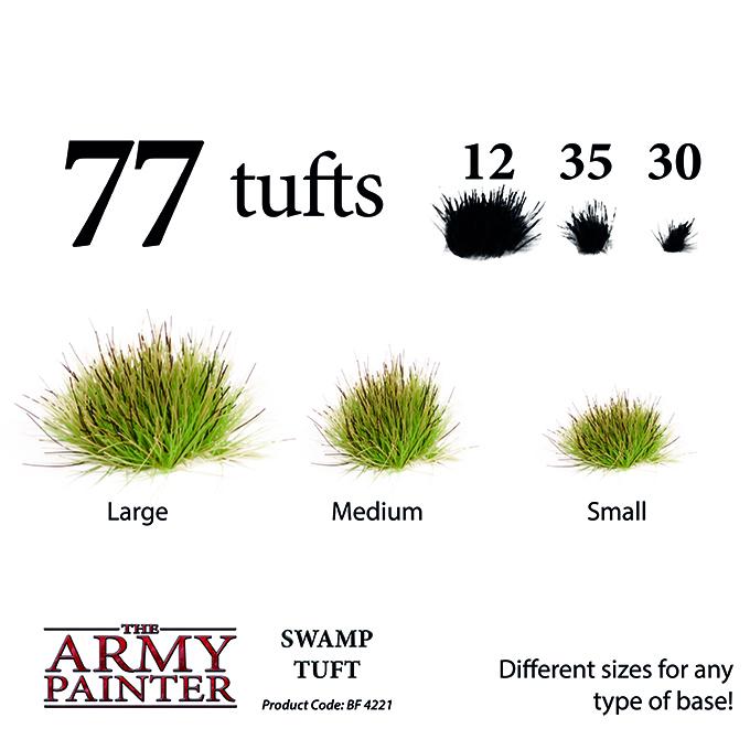 Army Painter - Swamp Tuft