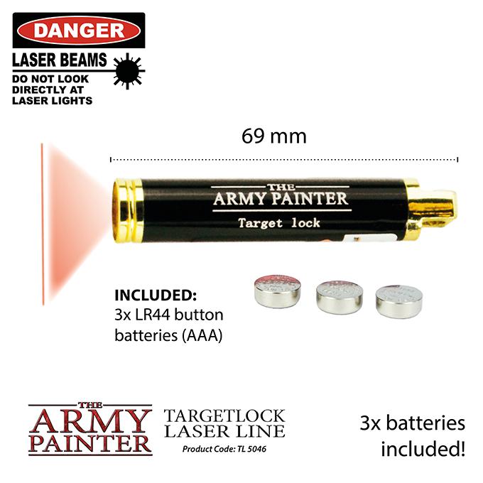 Army Painter - Targetlock Laser Line