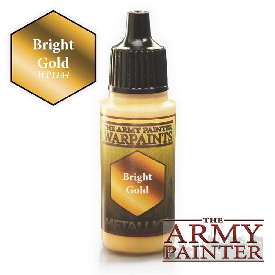 Army Painter Warpaint - Bright Gold
