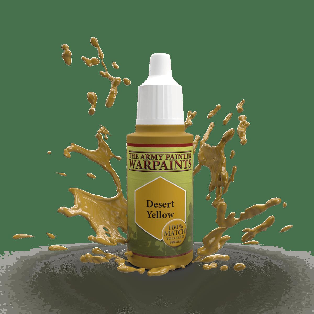 Army Painter Warpaint - Desert Yellow