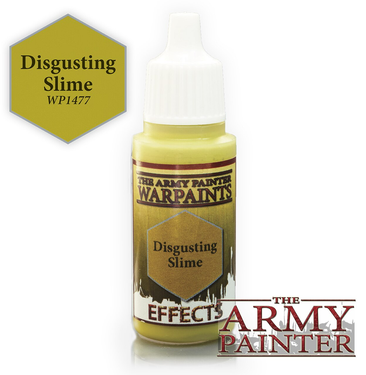 Army Painter Warpaint - Disgusting Slime