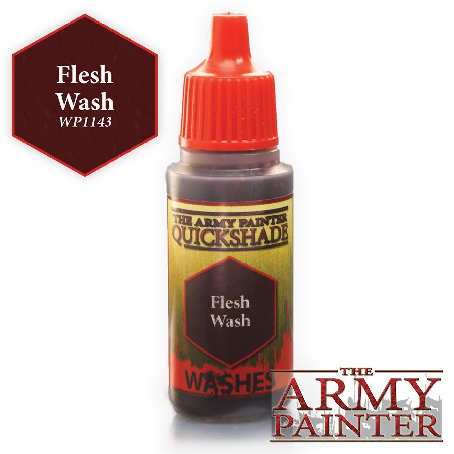 Army Painter Warpaint - Flesh Wash
