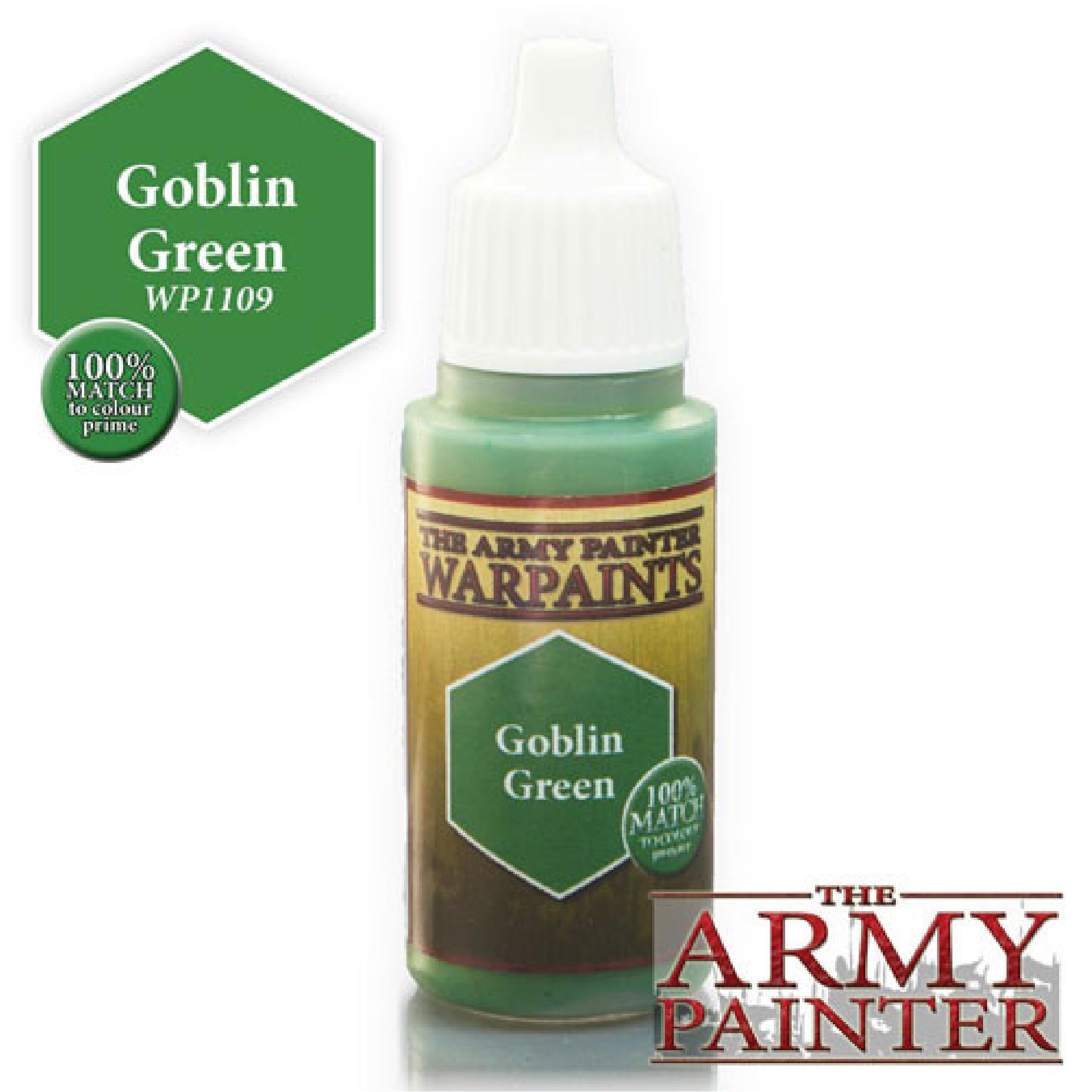 Army Painter Warpaint - Goblin Green