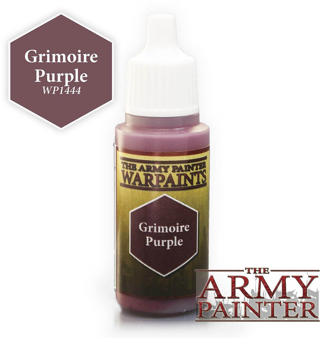 Army Painter Warpaint - Grimoire Purple