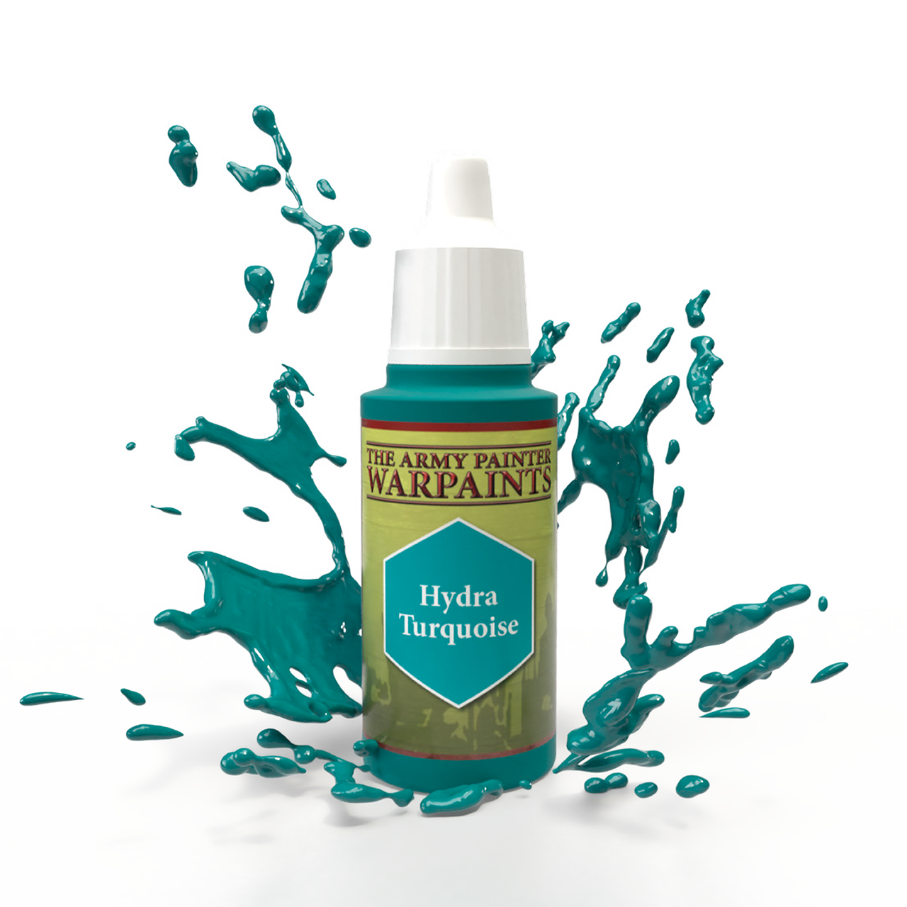Army Painter Warpaint - Hydra Turquoise