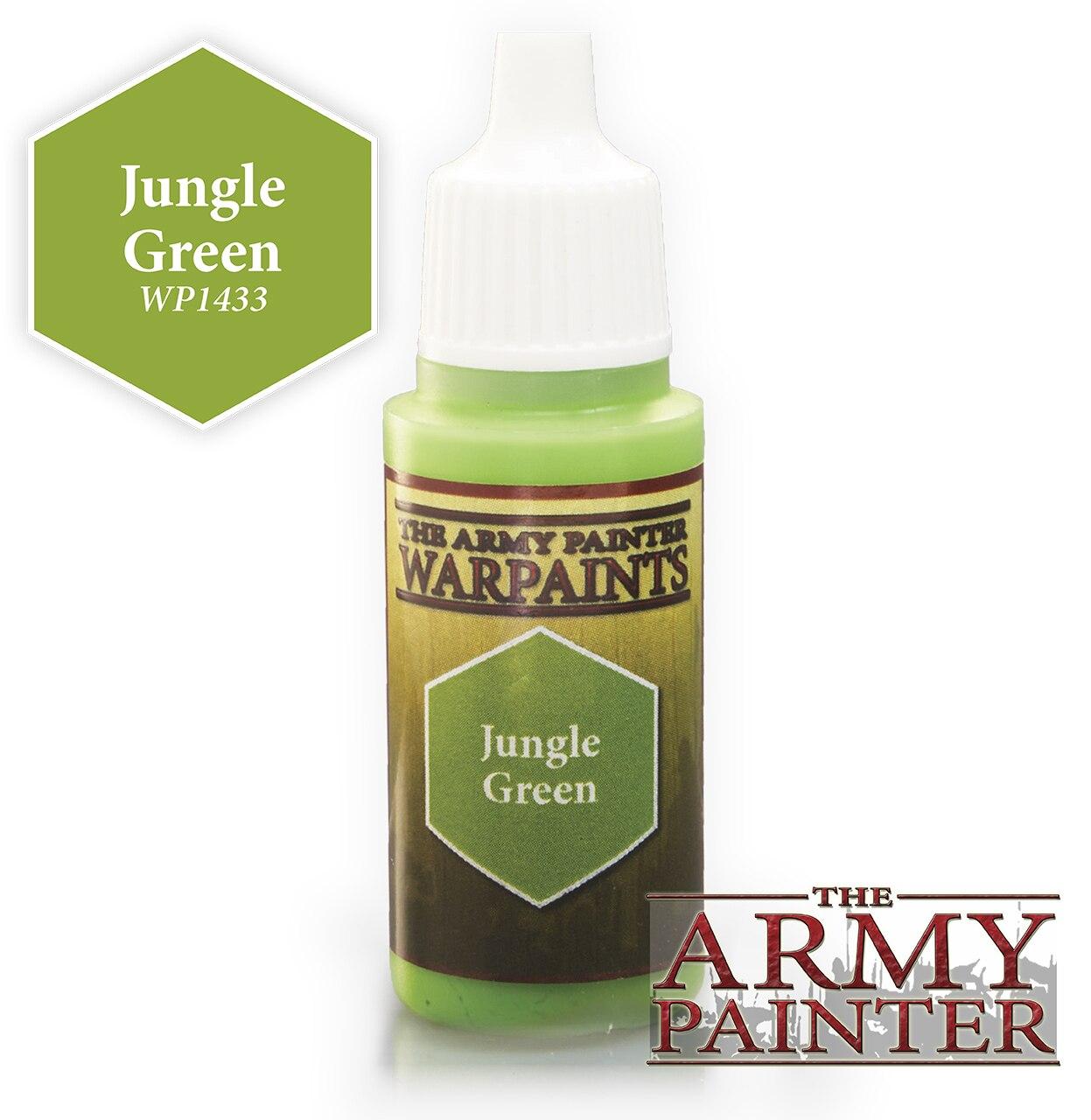 Army Painter Warpaint - Jungle Green