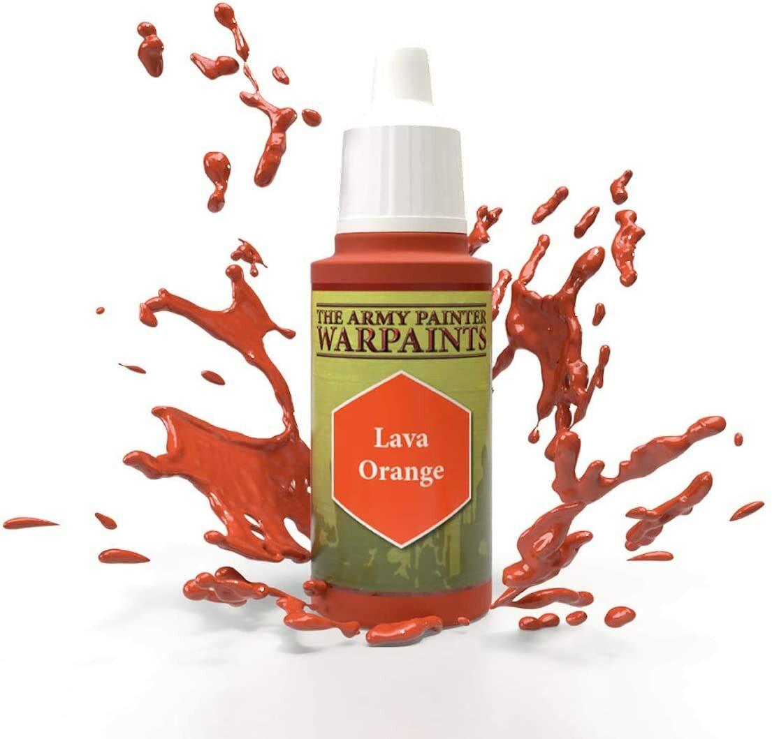 Army Painter Warpaint - Lava Orange