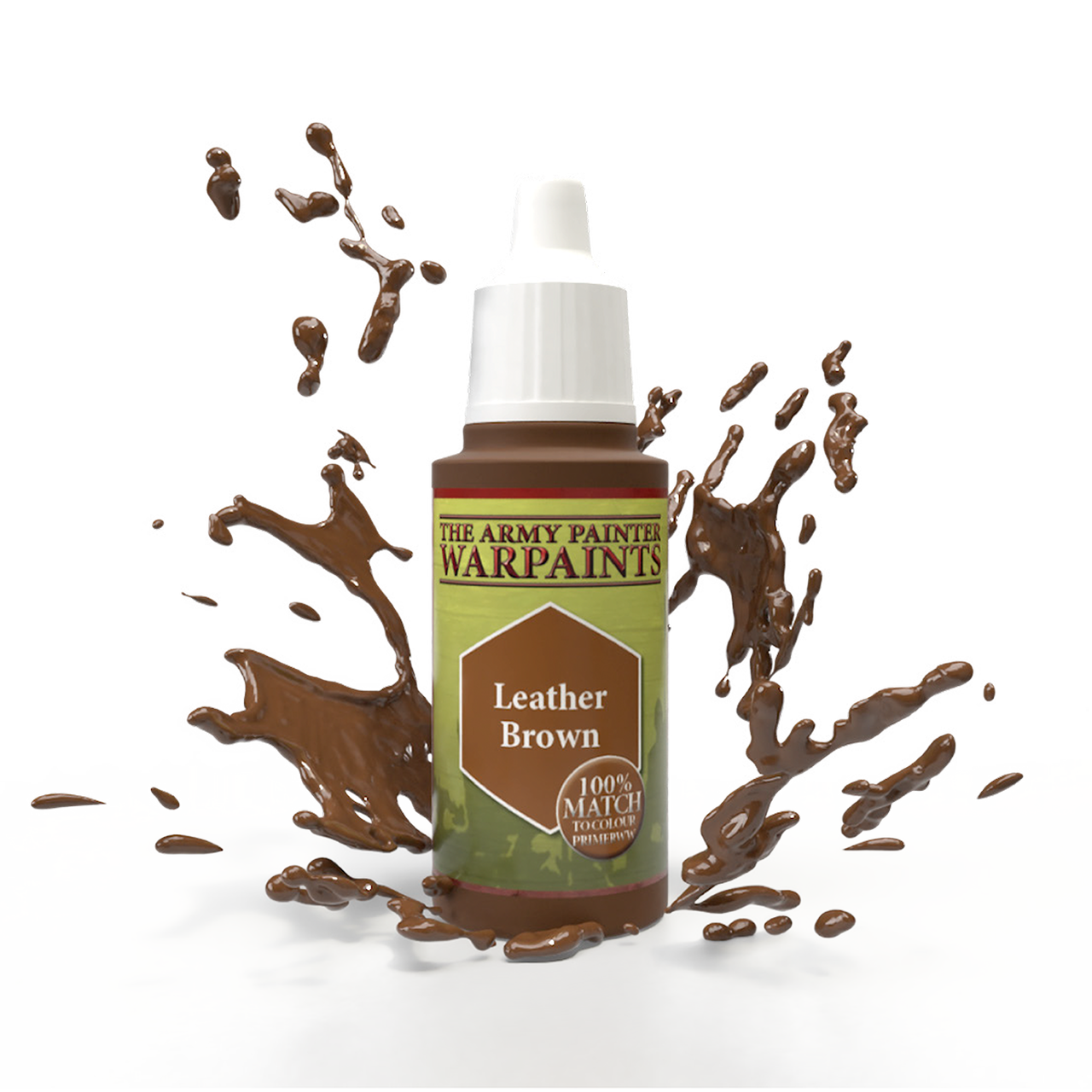 Army Painter Warpaint - Leather Brown