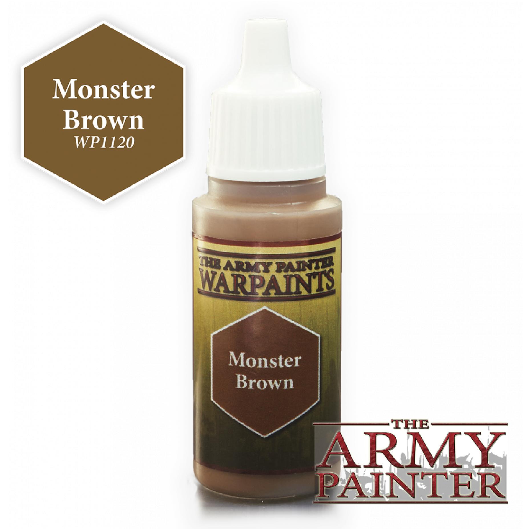 Army Painter Warpaint - Monster Brown