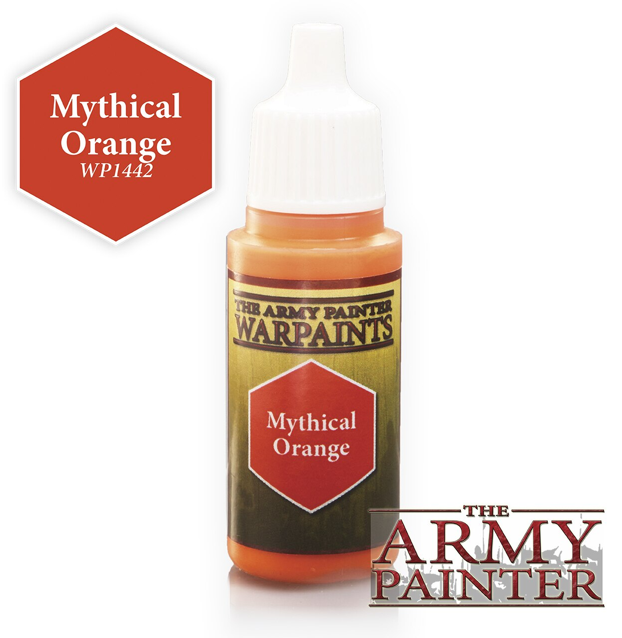 Army Painter Warpaint - Mythical Orange