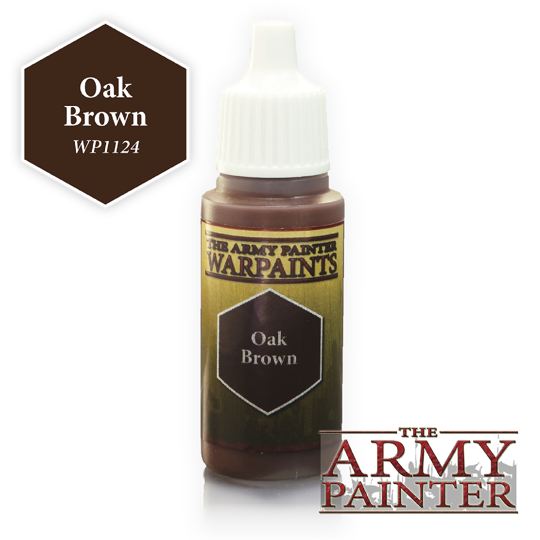 Army Painter Warpaint - Oak Brown
