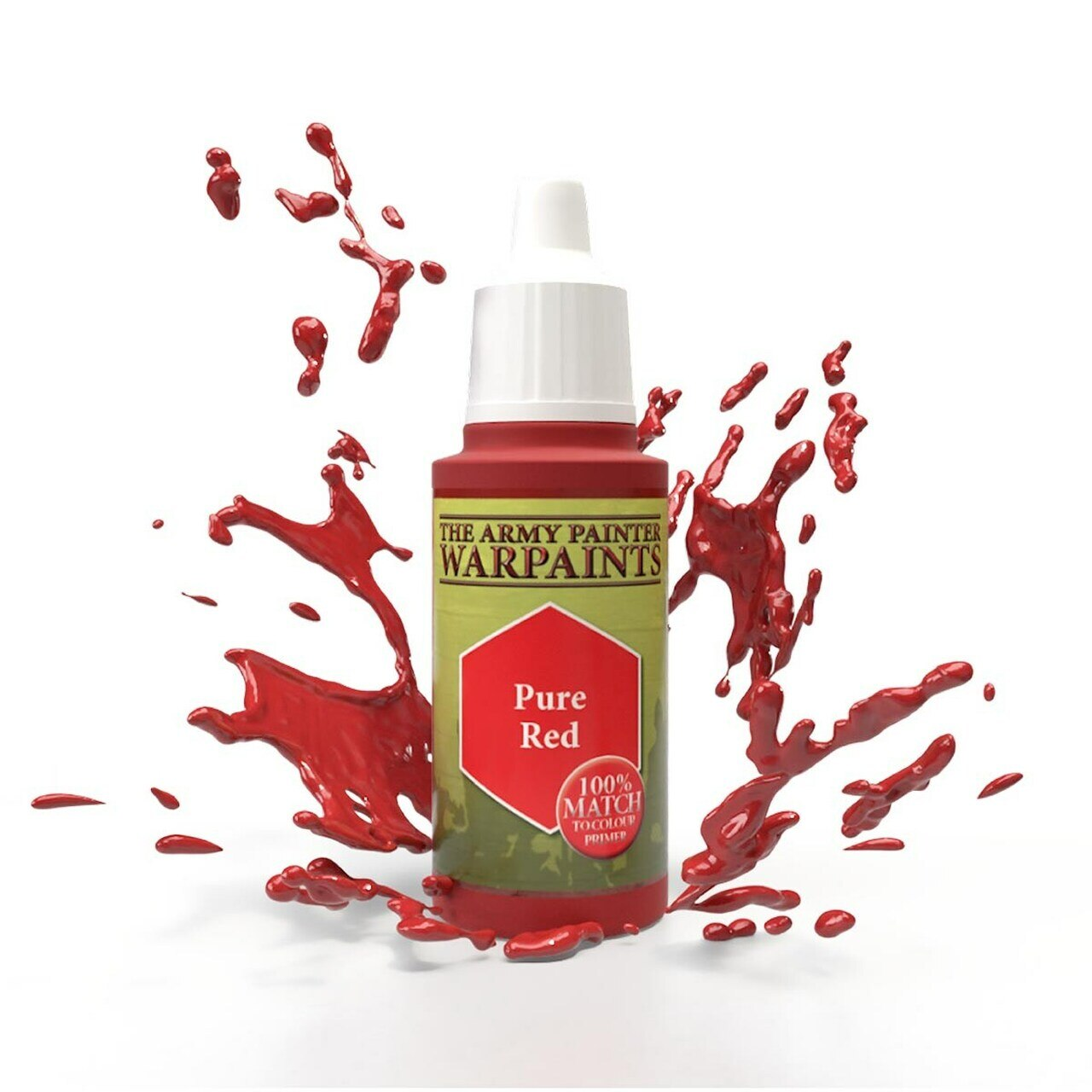 Army Painter Warpaint - Pure Red