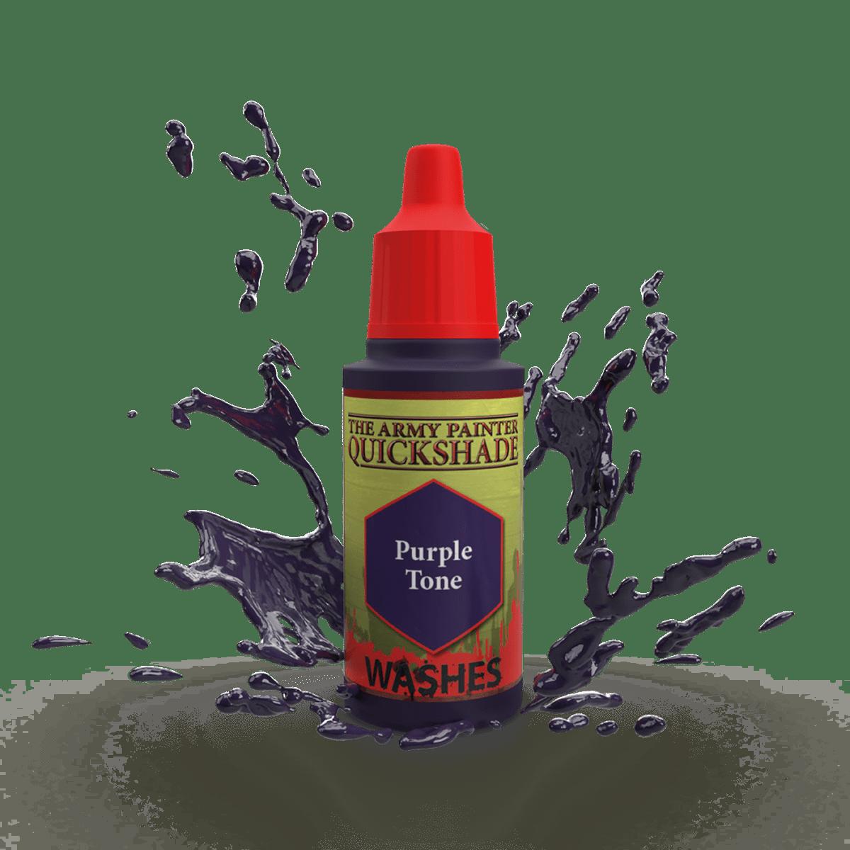Army Painter Warpaint - QS Purple Tone Ink