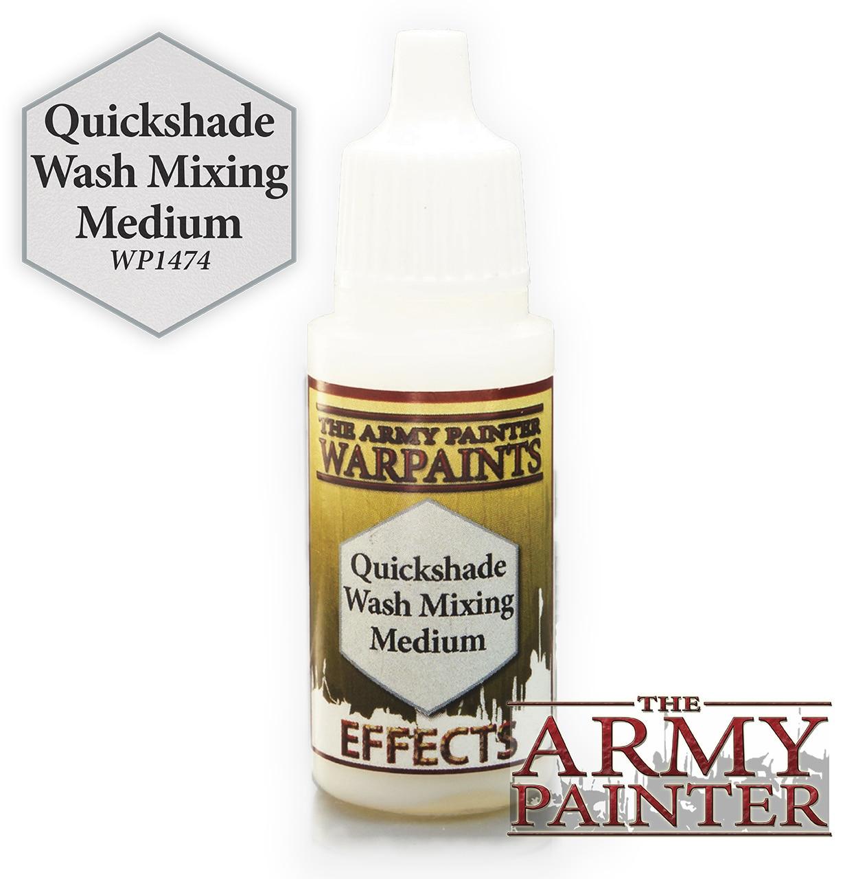 Army Painter Warpaint - Quickshade Wash Mixing Medium