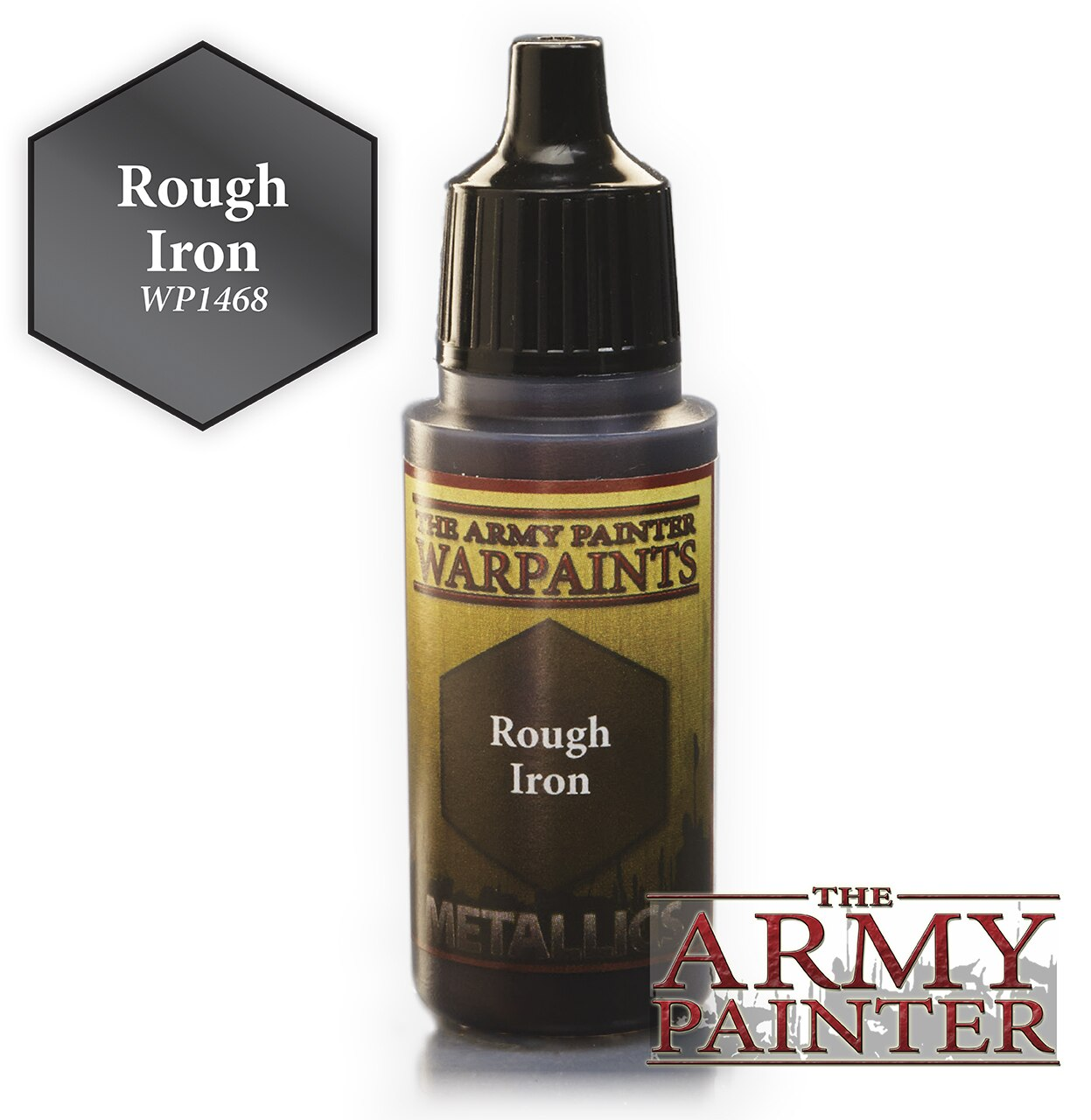 Army Painter Warpaint - Rough Iron