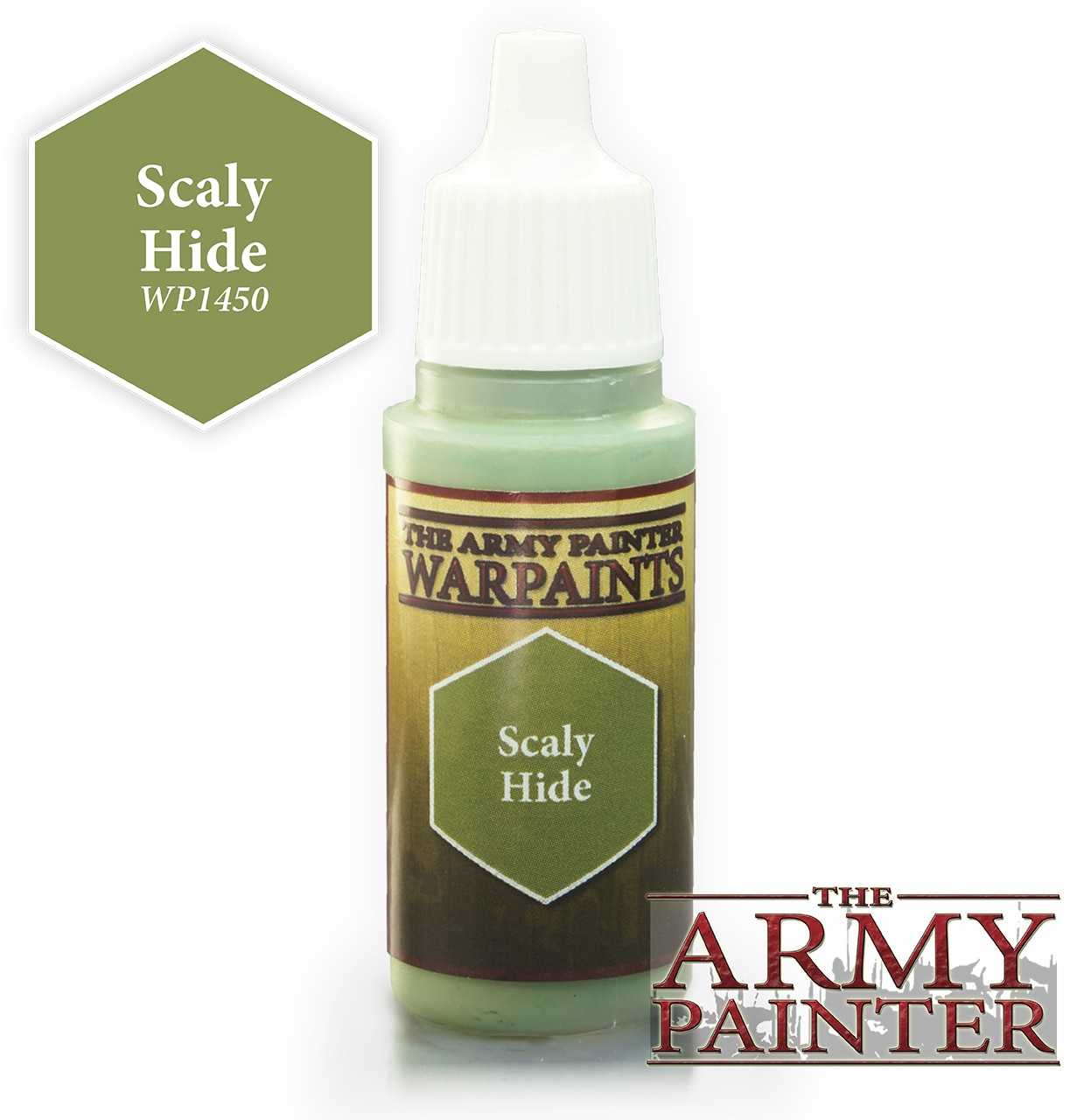 Army Painter Warpaint - Scaly Hide