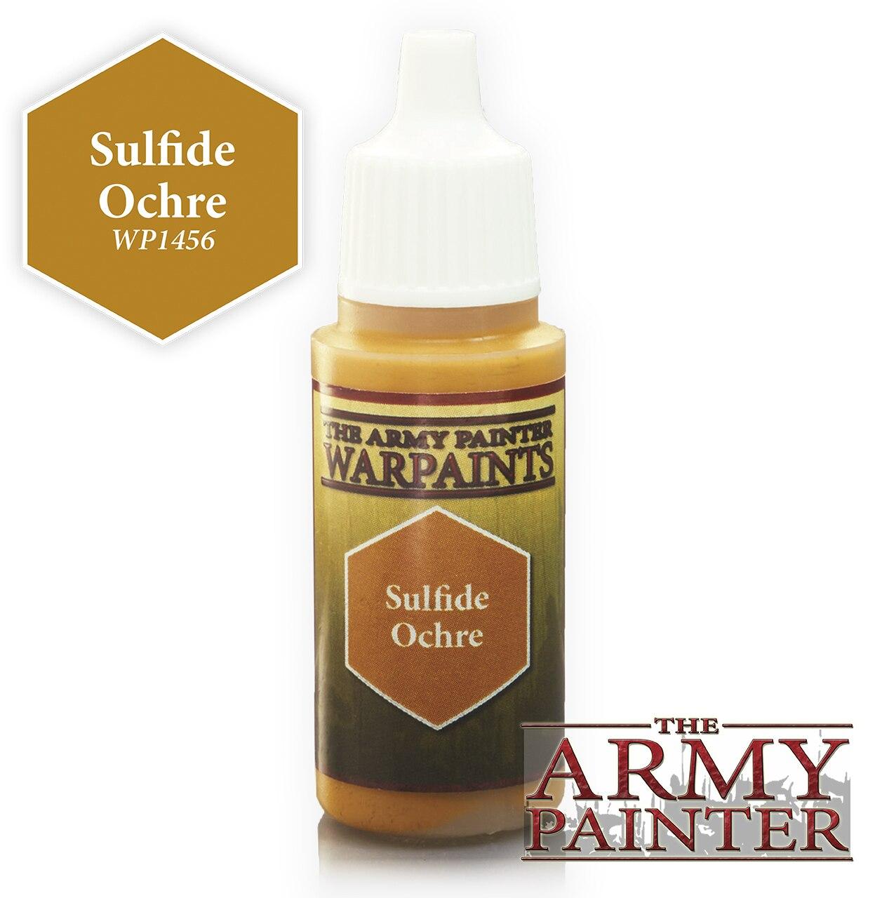 Army Painter Warpaint - Sulfide Ochre