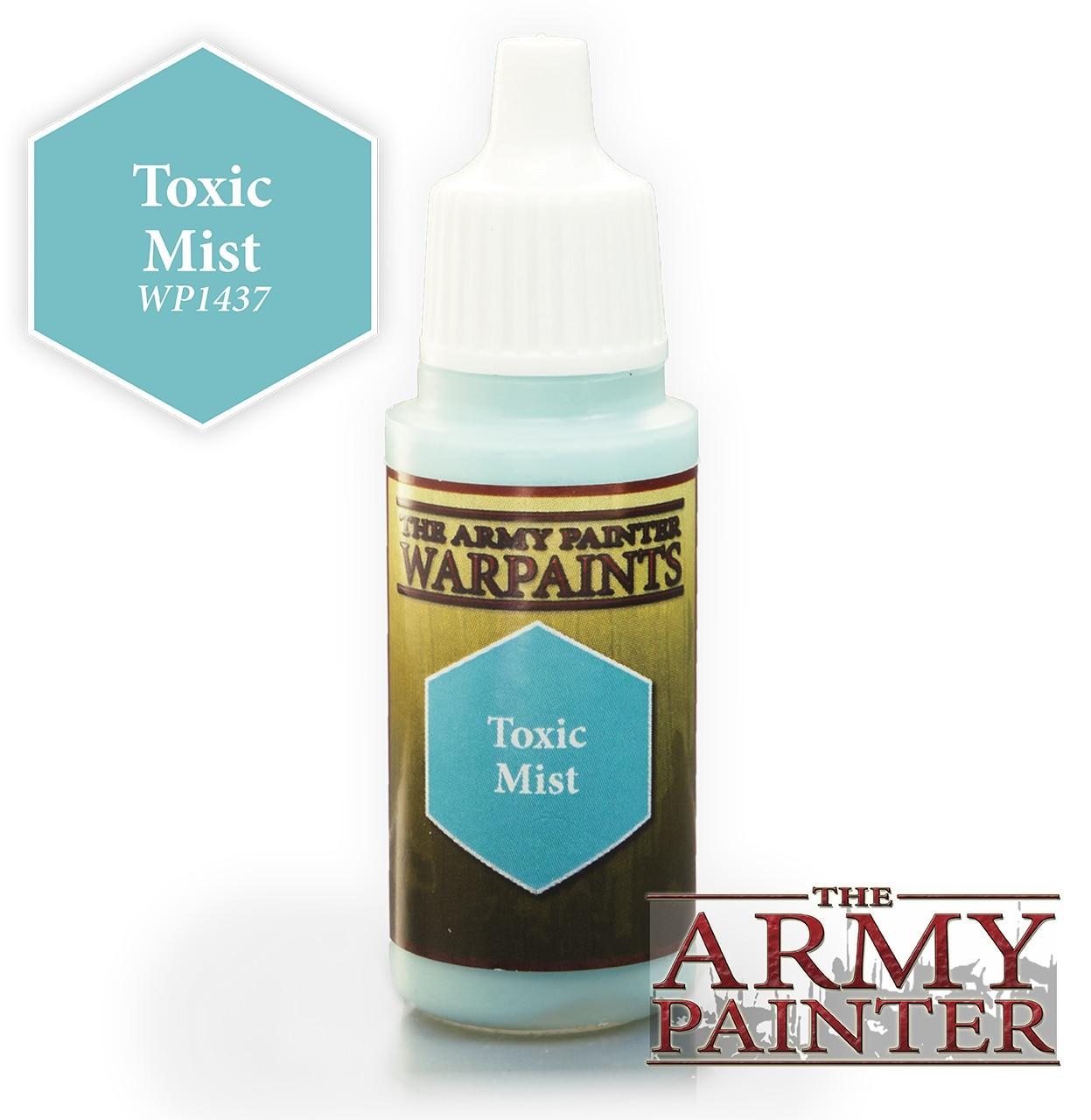 Army Painter Warpaint - Toxic Mist