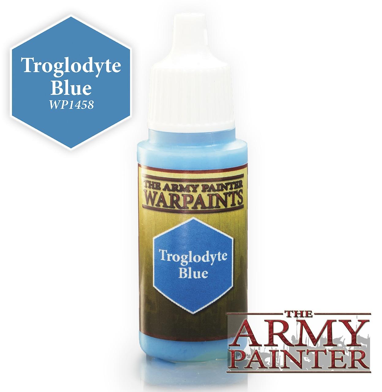 Army Painter Warpaint - Troglodyte Blue