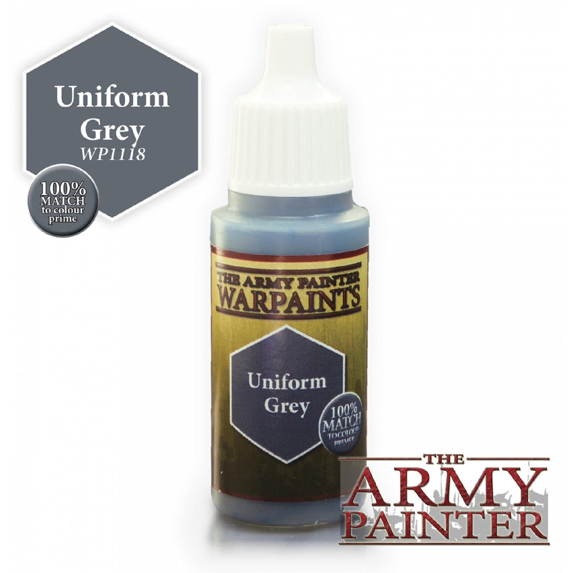 Army Painter Warpaint - Uniform Grey