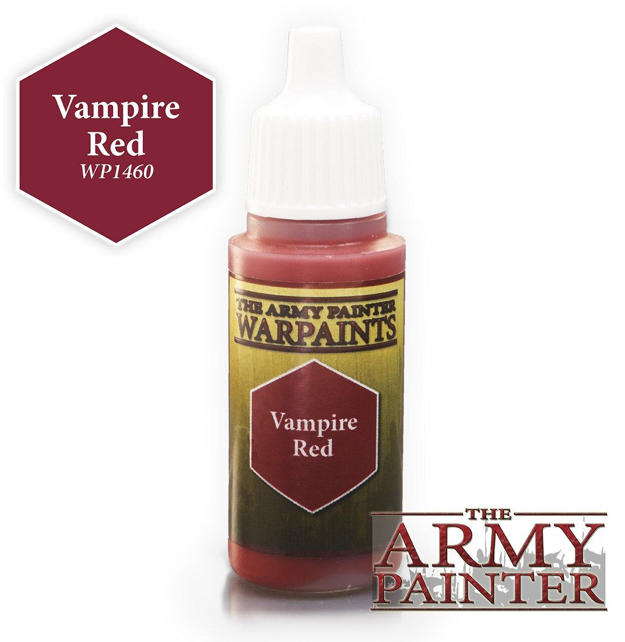 Army Painter Warpaint - Vampire Red