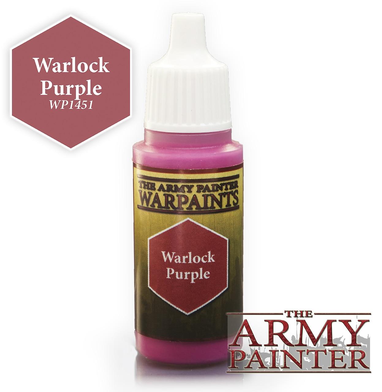 Army Painter Warpaint - Warlock Purple