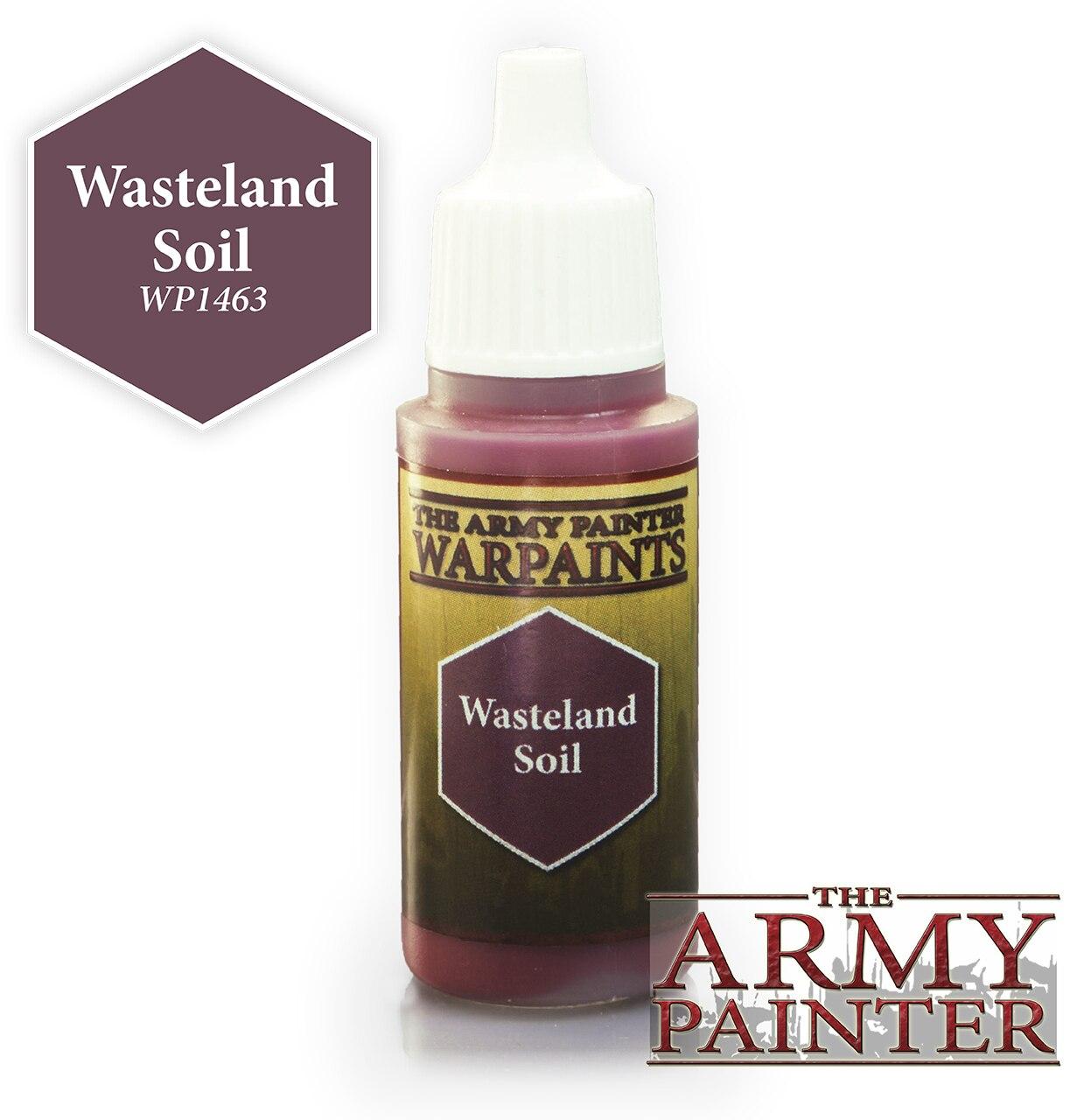 Army Painter Warpaint - Wasteland Soil