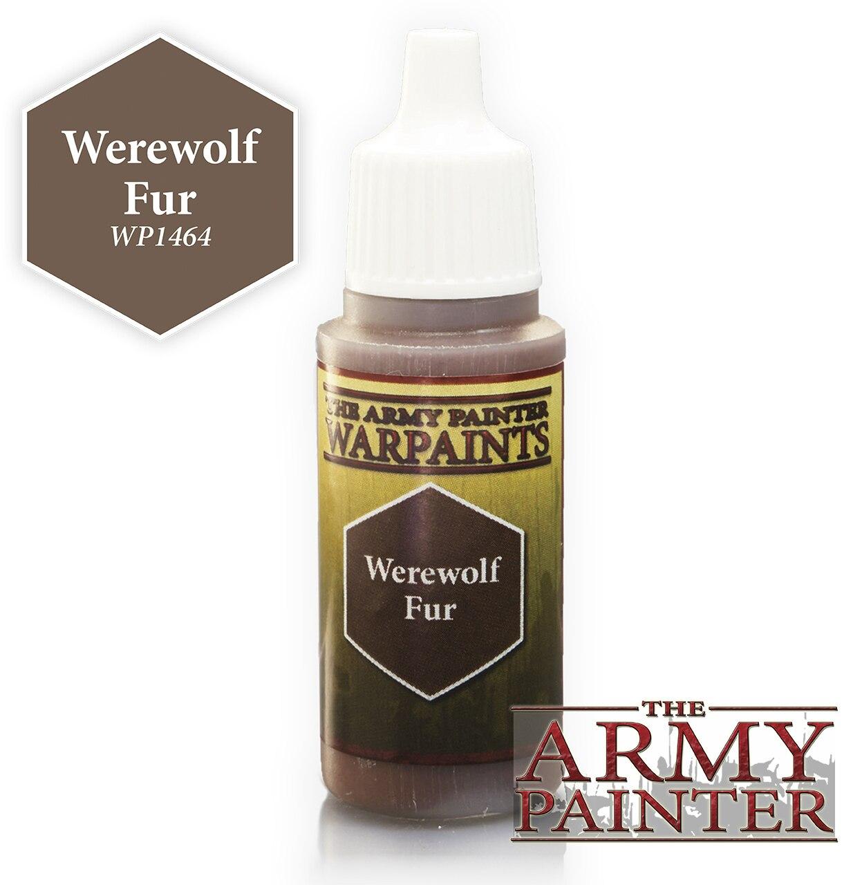 Army Painter Warpaint - Werewolf Fur