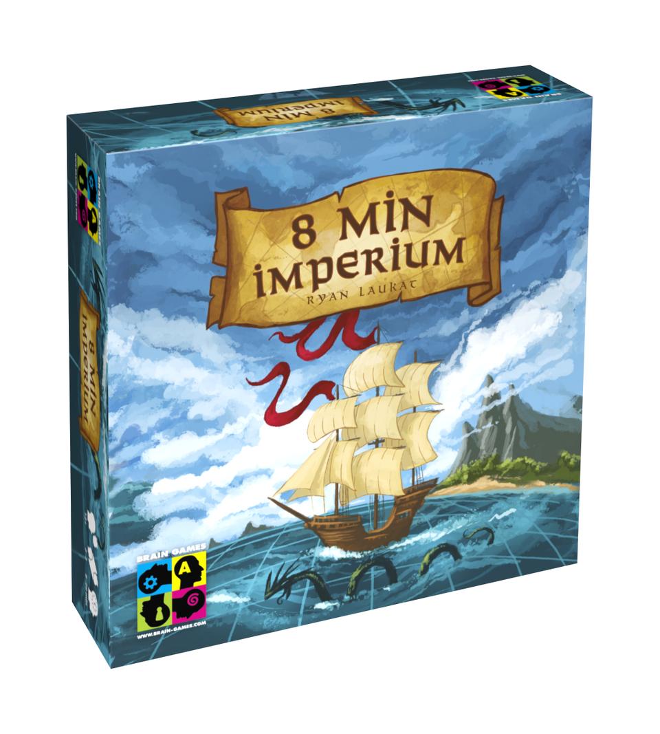 8 minuti impeerium (8 Min Imperium)