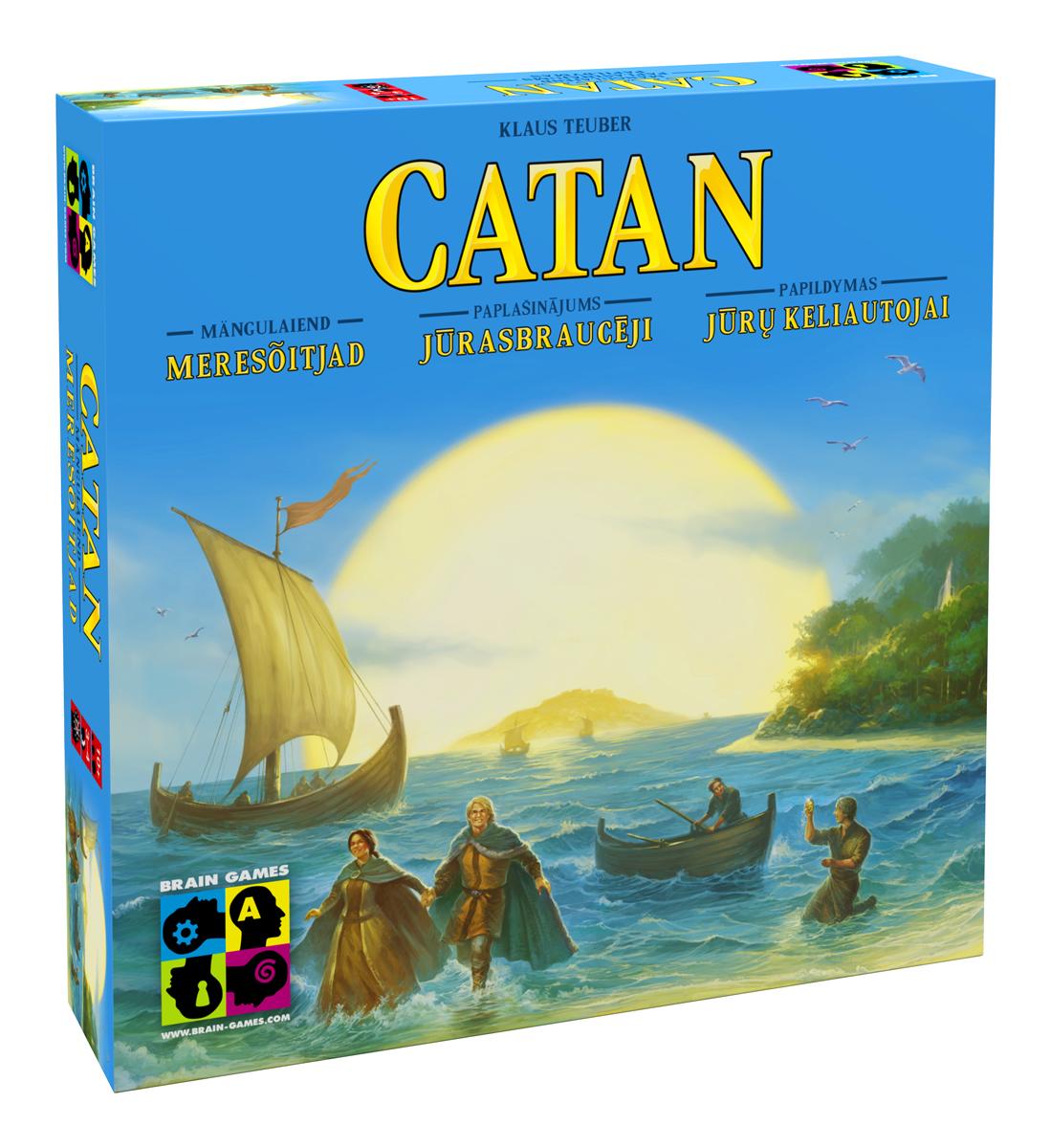 Catan: Meresõitjad