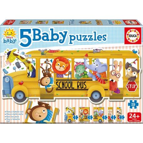 """Beebipusle """"School Bus"""""""