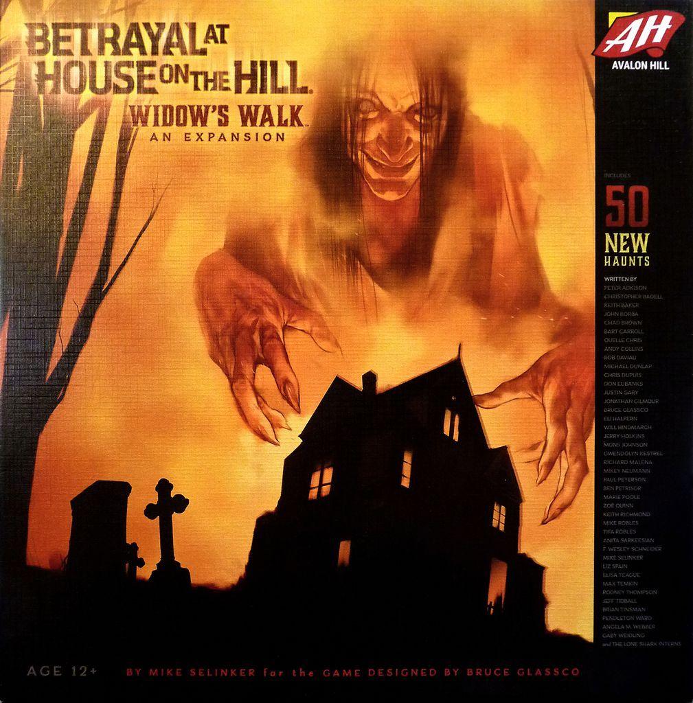 Betrayal at House Widow's Walk