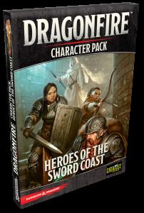 Dragonfire Heroes of the Sword Coast