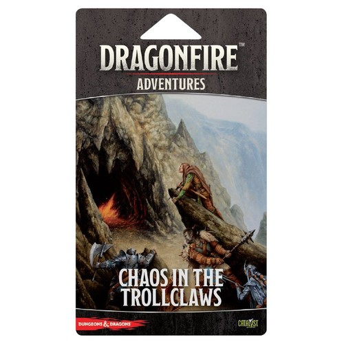 Dragonfire The Trollclaws