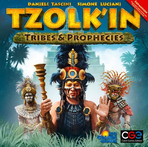 Tzolk'in: Tribes & Prophecies