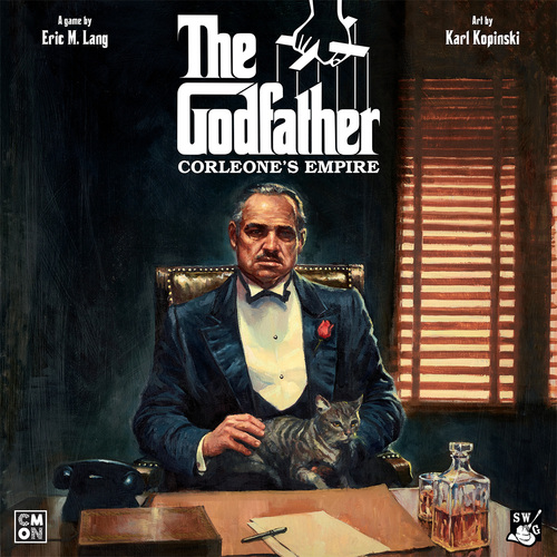 Godfather The Board Game