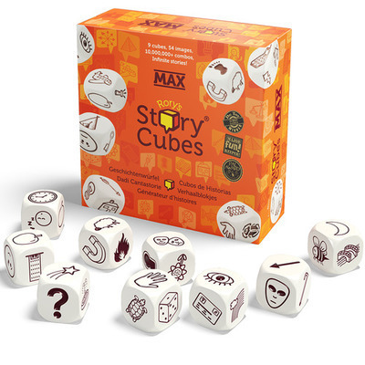 Rory jututäringud: MAX versioon (Rory's Story Cubes MAX Edition)