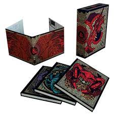D&D 5th Core Rules Gift Set